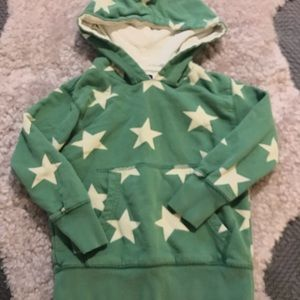 Mini Boden Hooded Sweatshirt